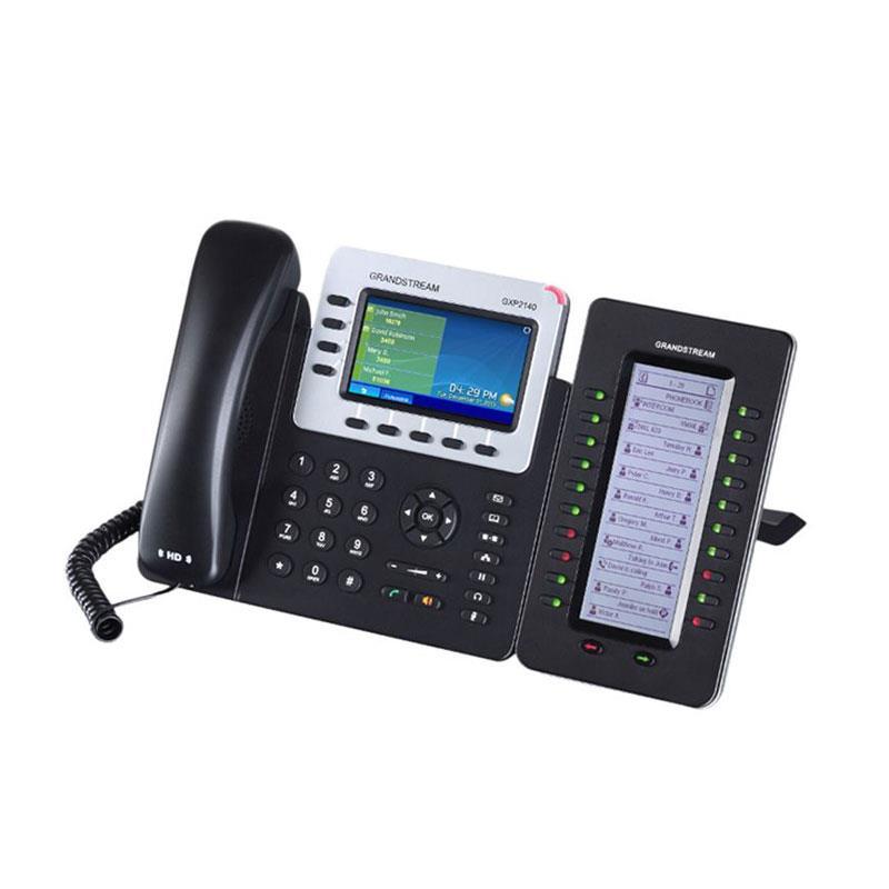 تلفن تحت شبکه گرنداستریم GXP2140 همراه با ماژول