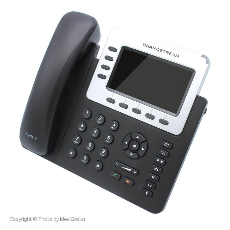 تصویر متمایل تلفن گرنداستریم GXP2140