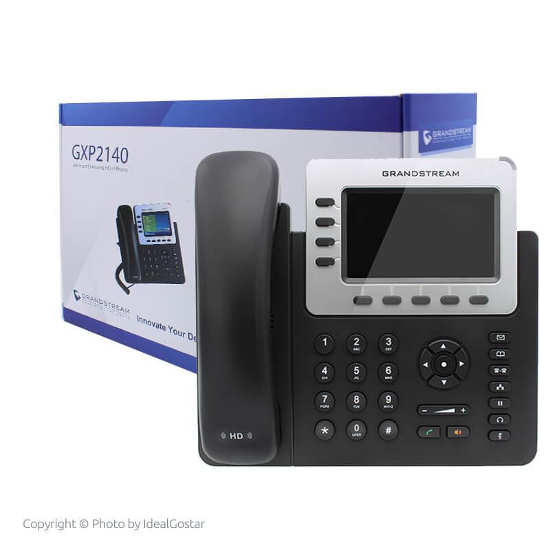 جعبه تلفن گرنداستریم GXP2140