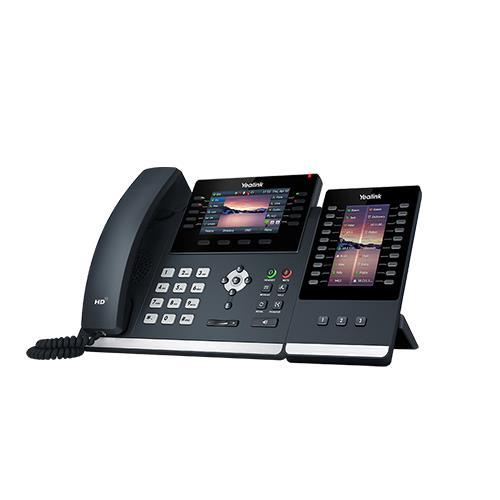 قابلیت اضافه کردن کنسول به تلفن تحت شبکه یالینک SIP-T46U