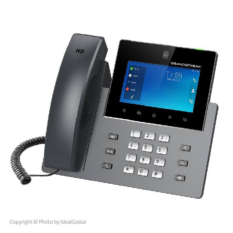 تلفن تحت شبکه گرنداستریم مدل GXV3350
