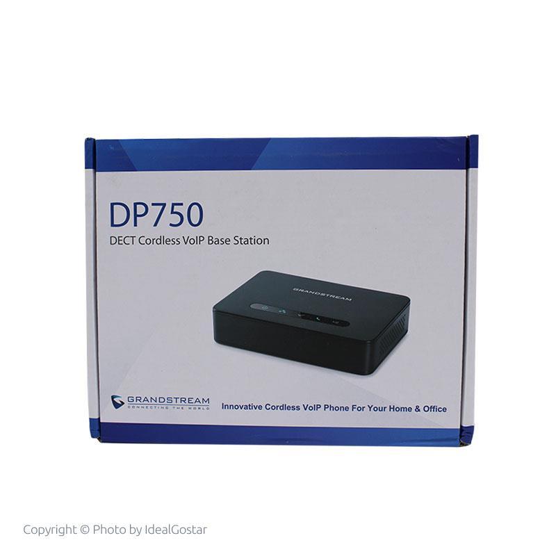 جعبه محصول پایه مرکزی تحت شبکه گرند استریم DP750