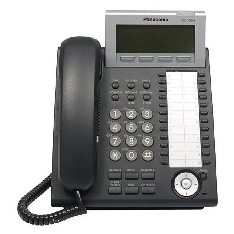 گوشی تلفن سانترال پاناسونیک KX-DT346