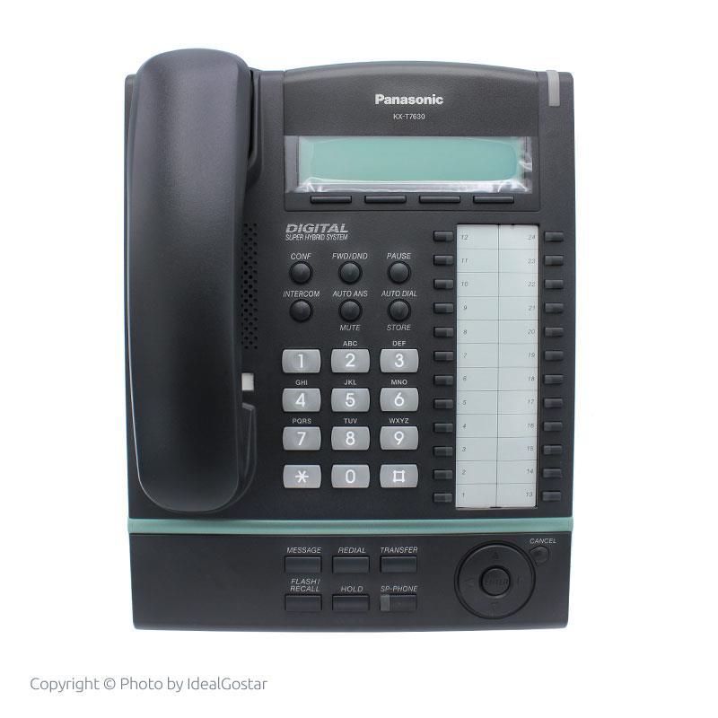تلفن سانترال پاناسونیک KX-T7630