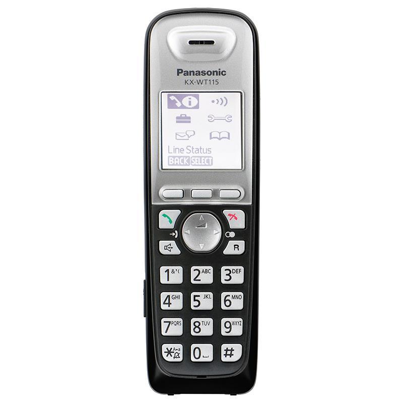تلفن دکت پاناسونیک KX-WT115