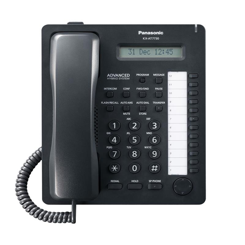 گوشی تلفن سانترال پاناسونیک KX-AT7730