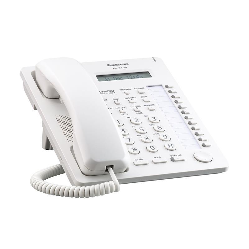 تلفن سانترال هایبرید پاناسونیک KX-AT7730
