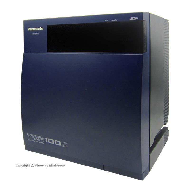 باکس سانترال پاناسونیک KX-TDA100D