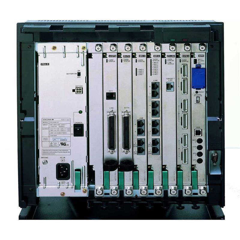 باکس سانترال پاناسونیک KX-TDA100DBP