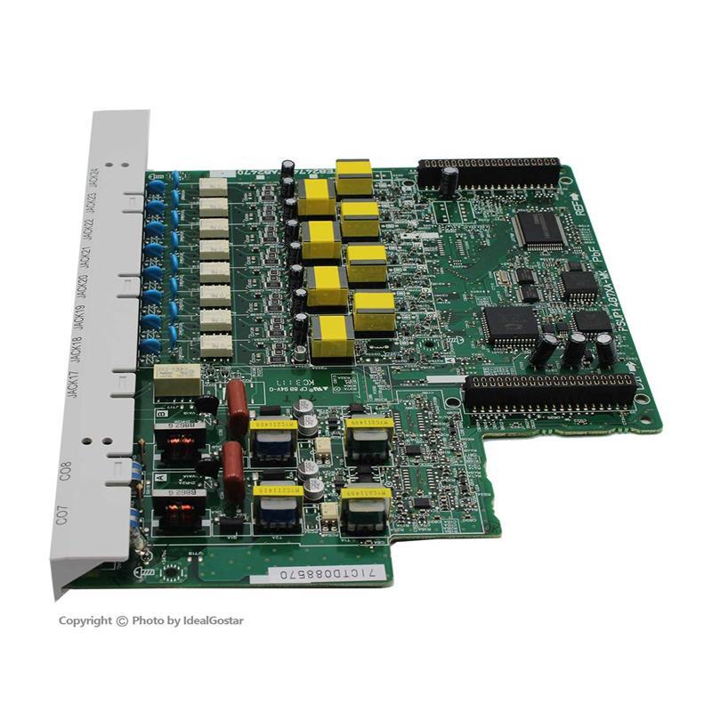کارت سانترال پاناسونیک KX-TE82480