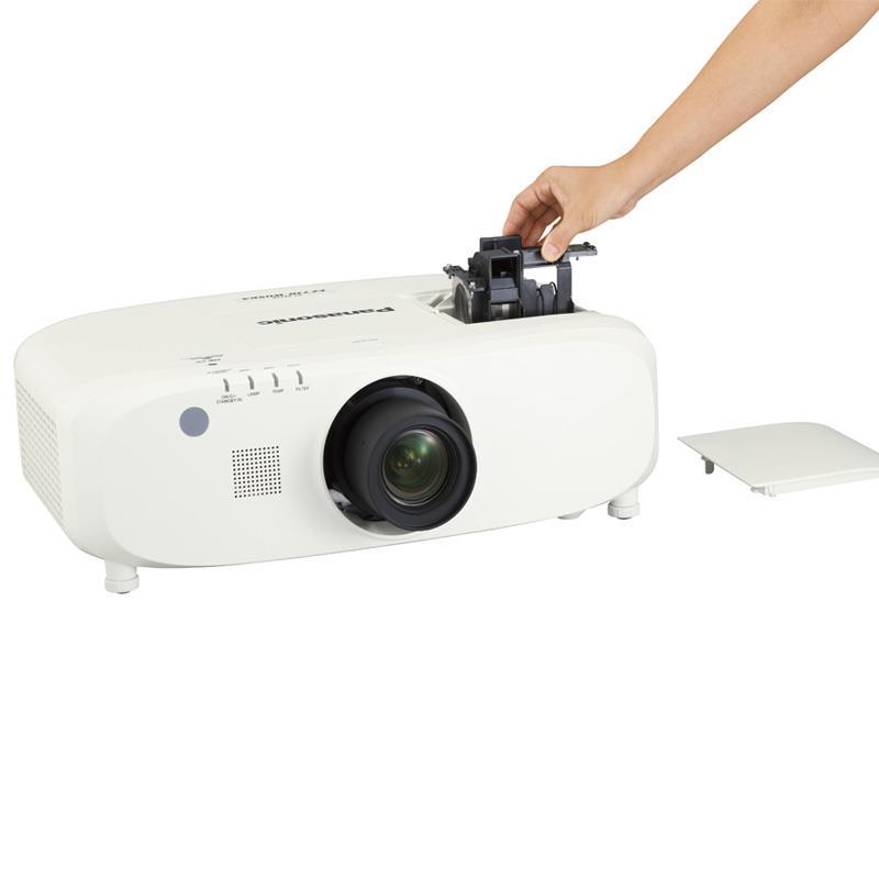 ویدئو پروژکتور پاناسونیک PT-EX800