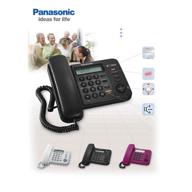 تلفن رومیزی پاناسونیک KX-TS580MX