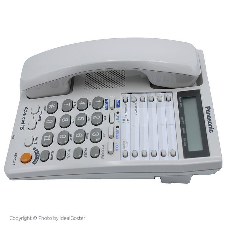 تلفن رومیزی پاناسونیک KX-T2378MXW