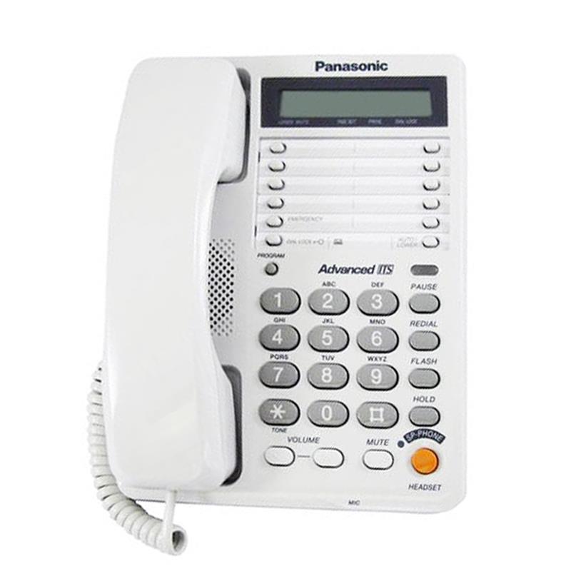 تلفن رومیزی پاناسونیک KX-T2375MXW