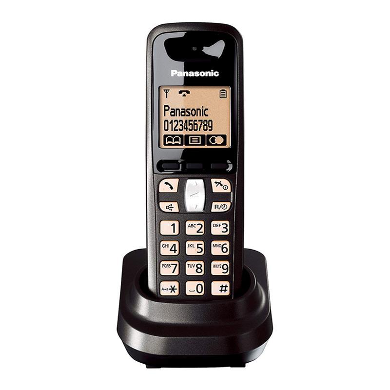 گوشی تلفن بیسیم پاناسونیک KX-TG6461 در حالت روشن