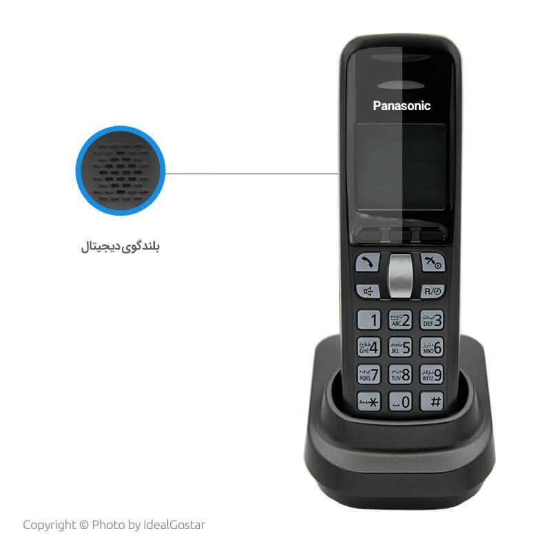 ویژگی تلفن بیسیم پاناسونیک KX-TG6461