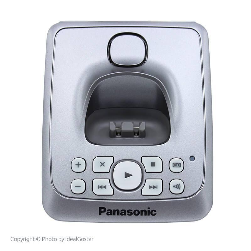پایه گوشی تلفن بیسیم پاناسونیک KX-TG2721