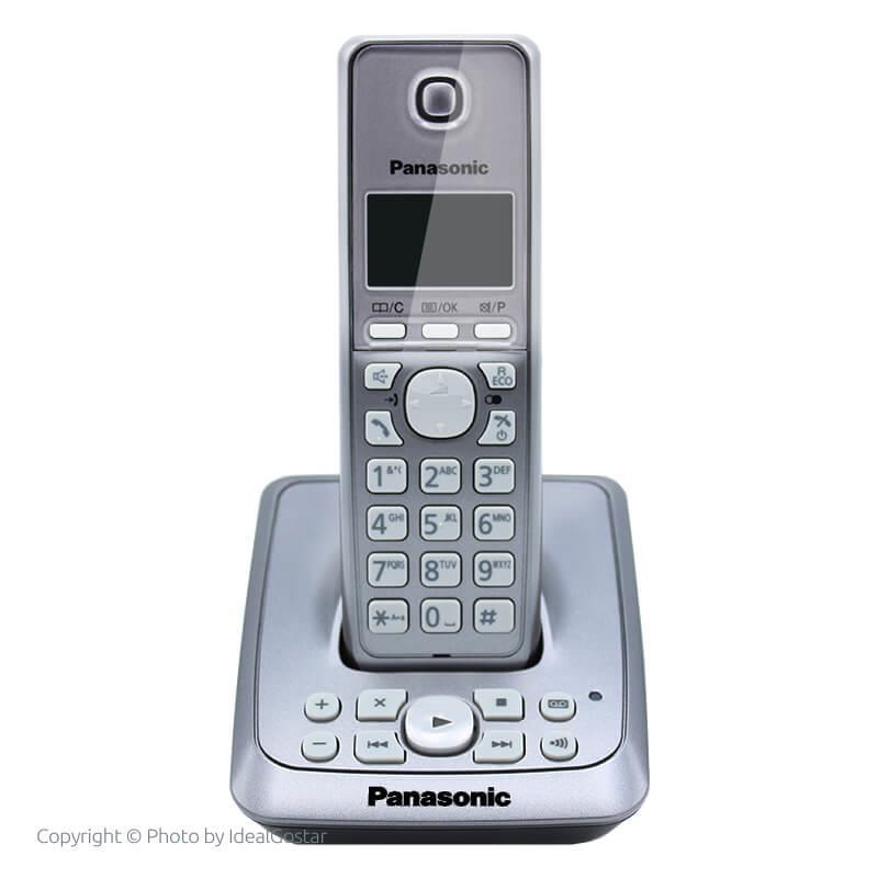 گوشی تلفن بیسیم پاناسونیک KX-TG2721