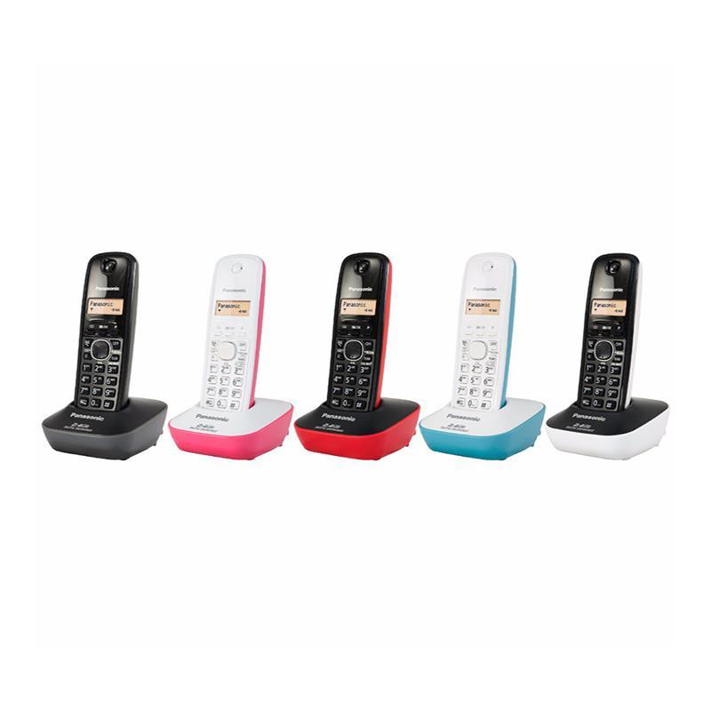 رنگ بندی تلفن بی سیم پاناسونیک KX-TG3411 BX
