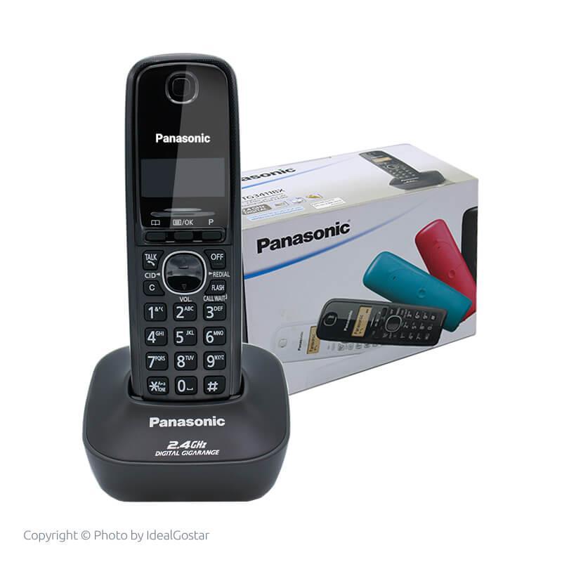 جعبه تلفن بیسیم پاناسونیک KX-TG3411
