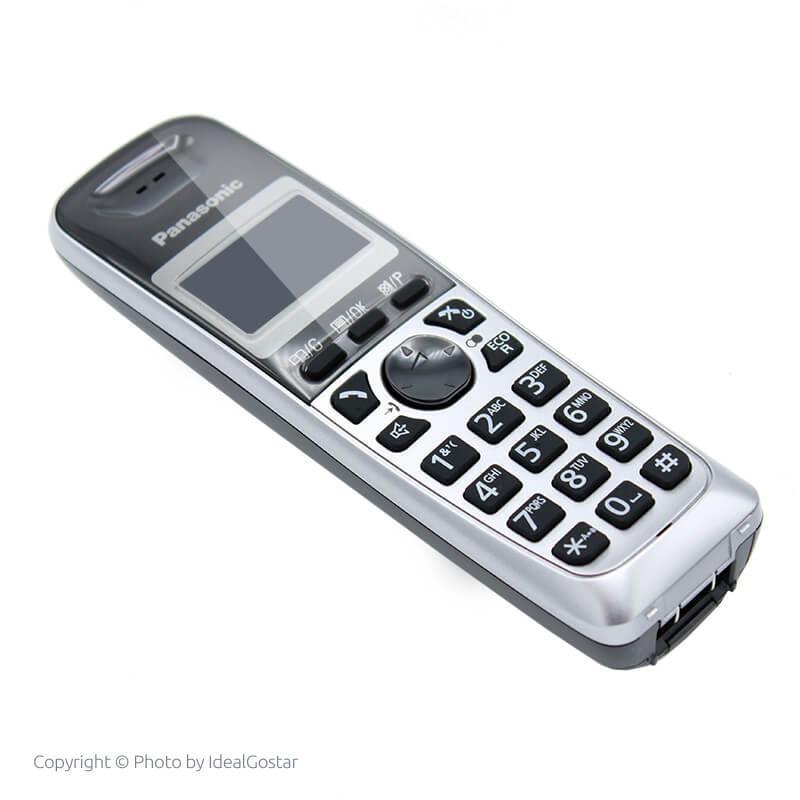 تلفن بیسیم پاناسونیک KX-TG2511 در حالت خوابیده