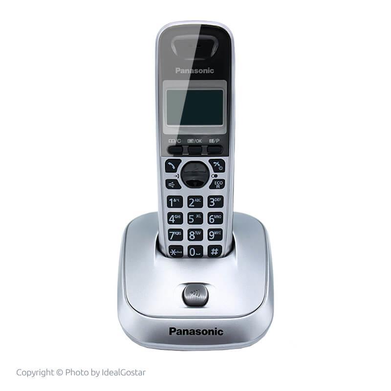 تلفن بیسیم پاناسونیک KX-TG2511 در حالت خاموش
