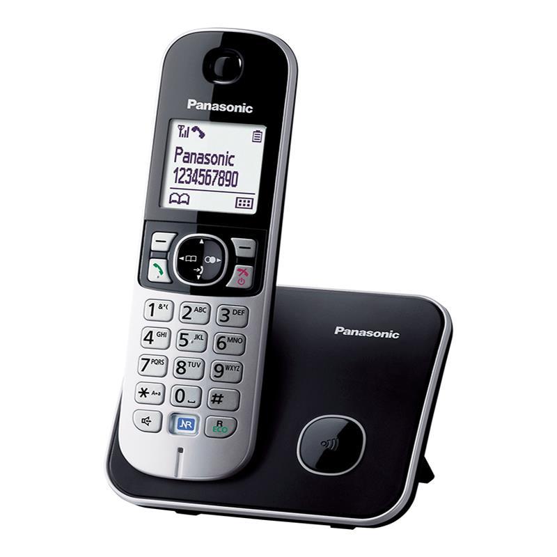 تلفن بی سیم پاناسونیک KX-TG6811 در حالت روشن