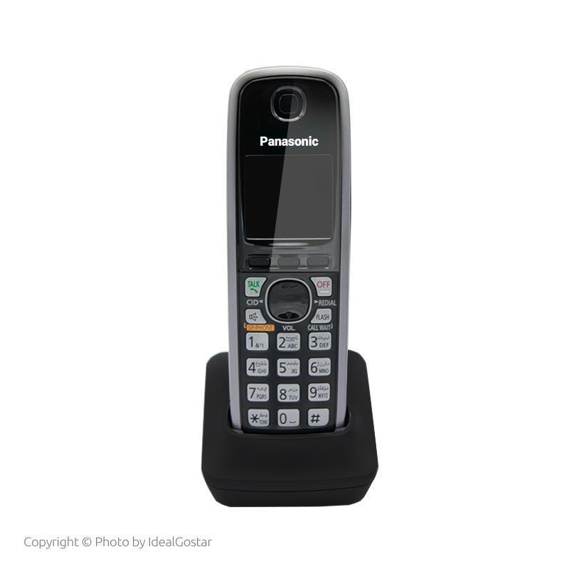 گوشی تلفن بیسیم پاناسونیک 3712