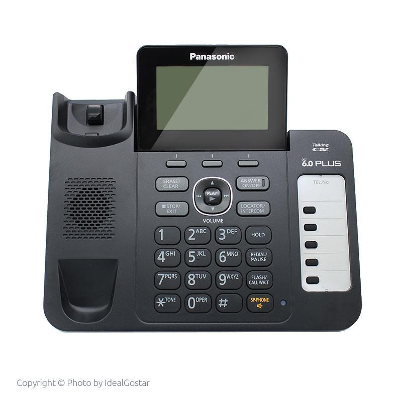 تلفن بی سیم پاناسونیک KX-TG6671 بدون گوشی بیسیم