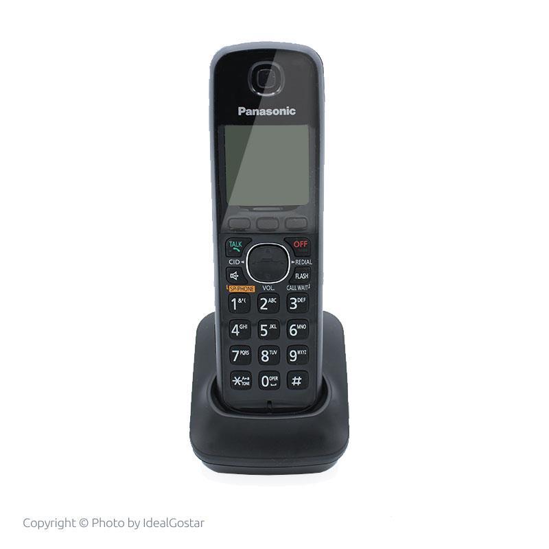 پایه و گوشی بیسیم تلفن پاناسونیک KX-TG6671