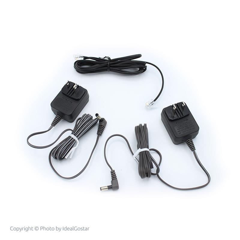 لوازم جانبی تلفن بی سیم پاناسونیک KX-TG6671