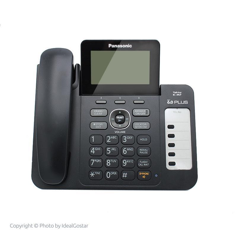 تلفن پاناسونیک KX-TG6672 بدون گوشی بیسیم