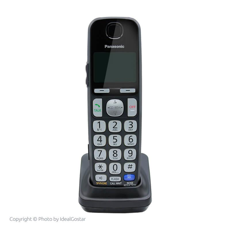 تک گوشی تلفن بیسیم پاناسونیک KX-TGE232