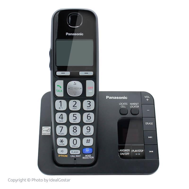 گوشی تلفن بیسیم پاناسونیک KX-TGE232 بدون گوشی دوم