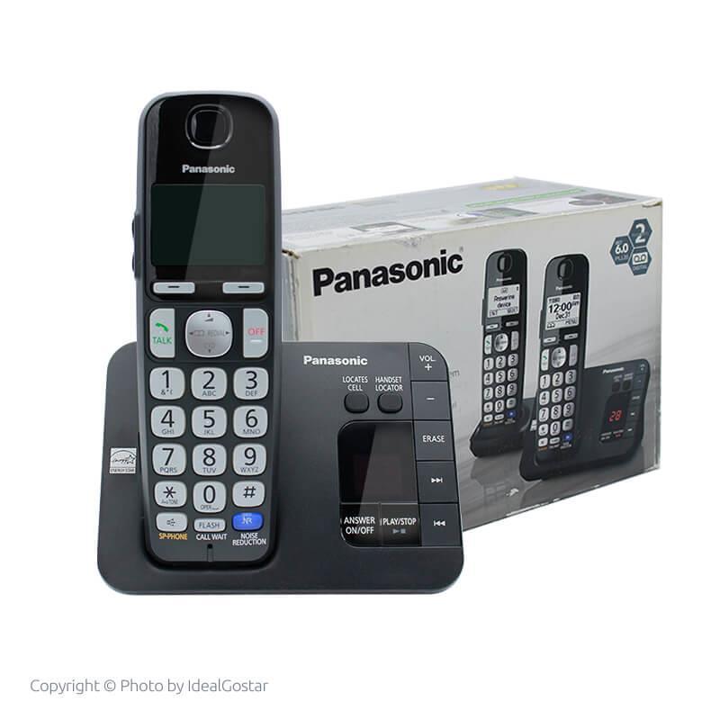 جعبه گوشی تلفن بیسیم پاناسونیک KX-TGE232