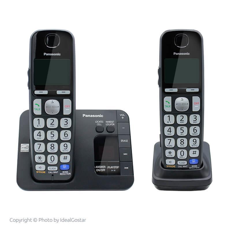 گوشی تلفن بیسیم پاناسونیک KX-TGE232