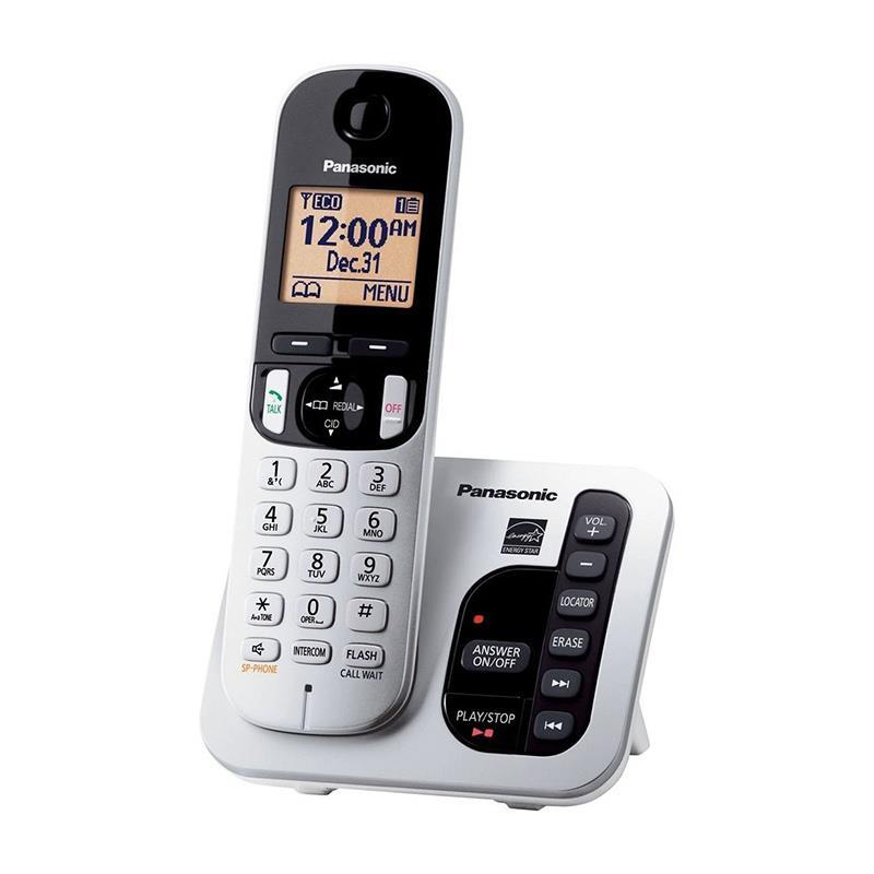 تلفن بی سیم پاناسونیک KX-TGC220 سفید رنگ