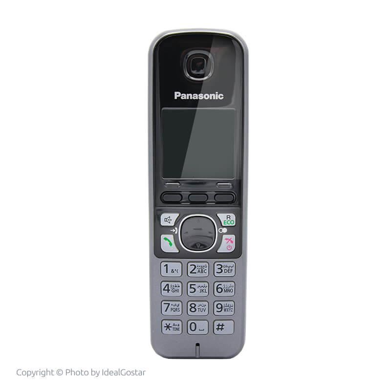 گوشی تلفن بیسیم پاناسونیک 6711