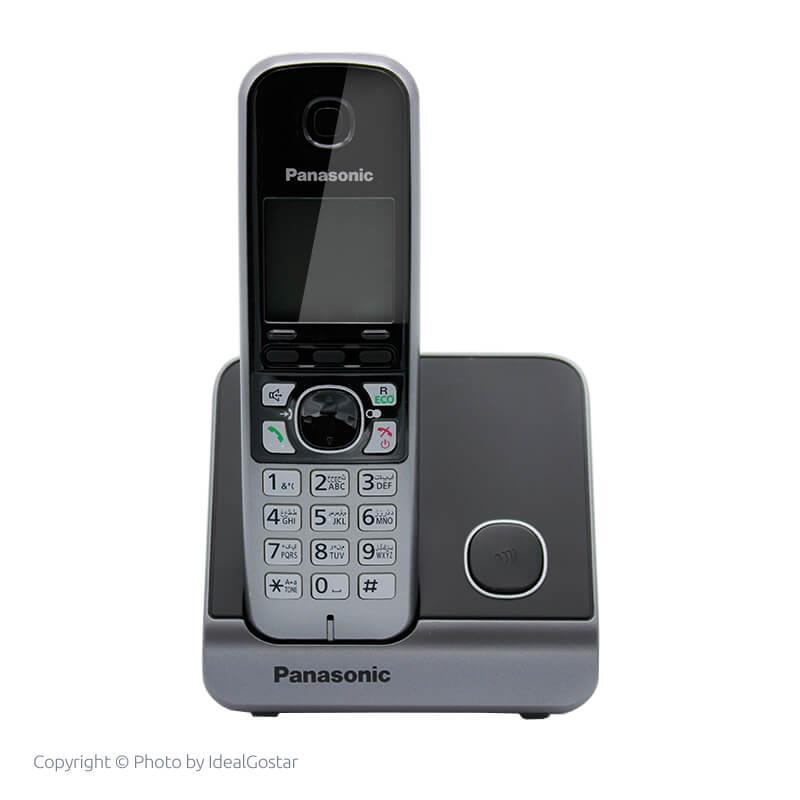 تلفن بیسیم پاناسونیک KX-TG6711