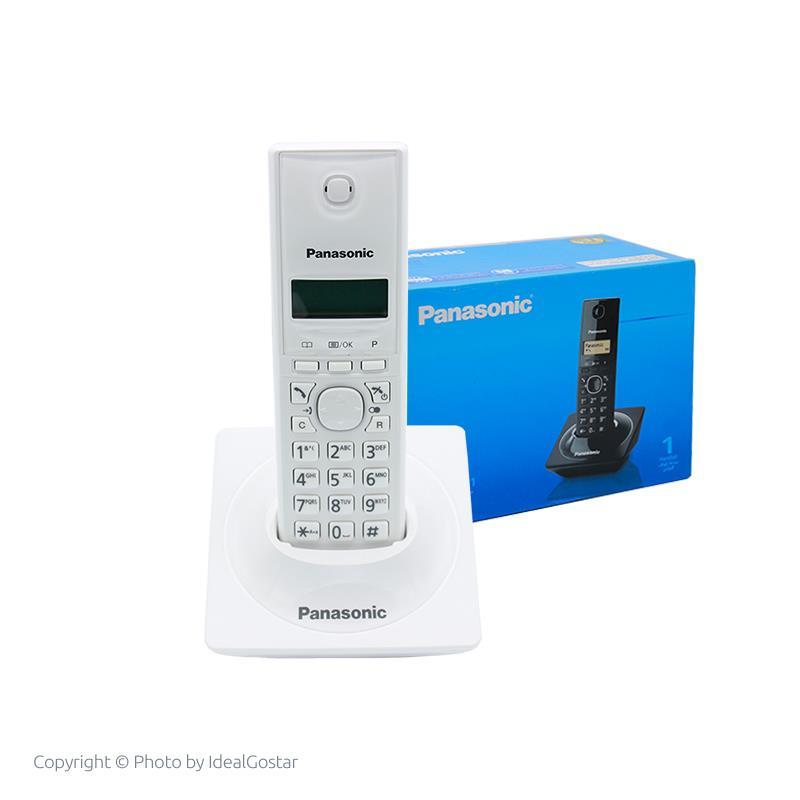 جعبه تلفن بی سیم پاناسونیک KX-TG1711