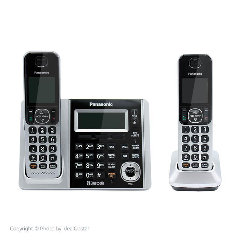 گوشی تلفن بیسیم پاناسونیک KX-TGF372 در حالت خاموش