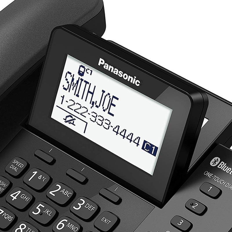 صفحه نمایش تلفن بی سیم پاناسونیک KX-TGF380