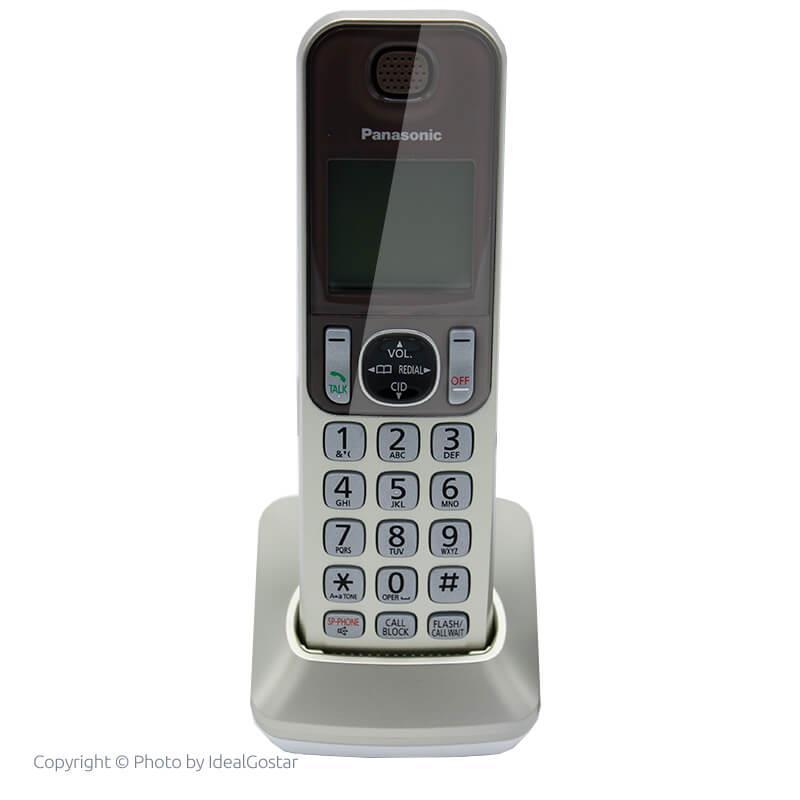 گوشی تلفن بیسیم پاناسونیک KX-TGF350