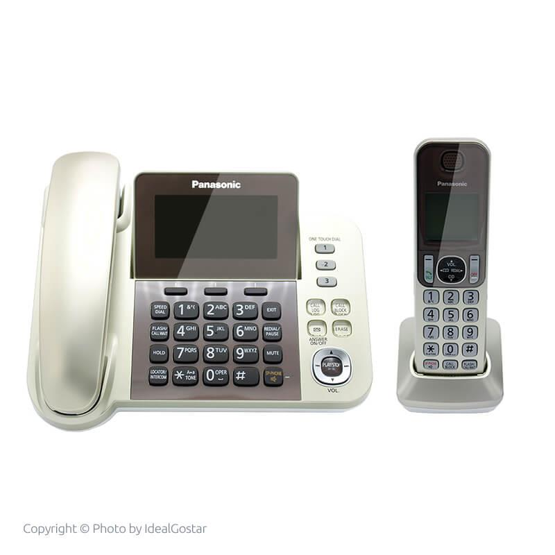 گوشی تلفن بیسیم پاناسونیک KX-TGF350 با هندست
