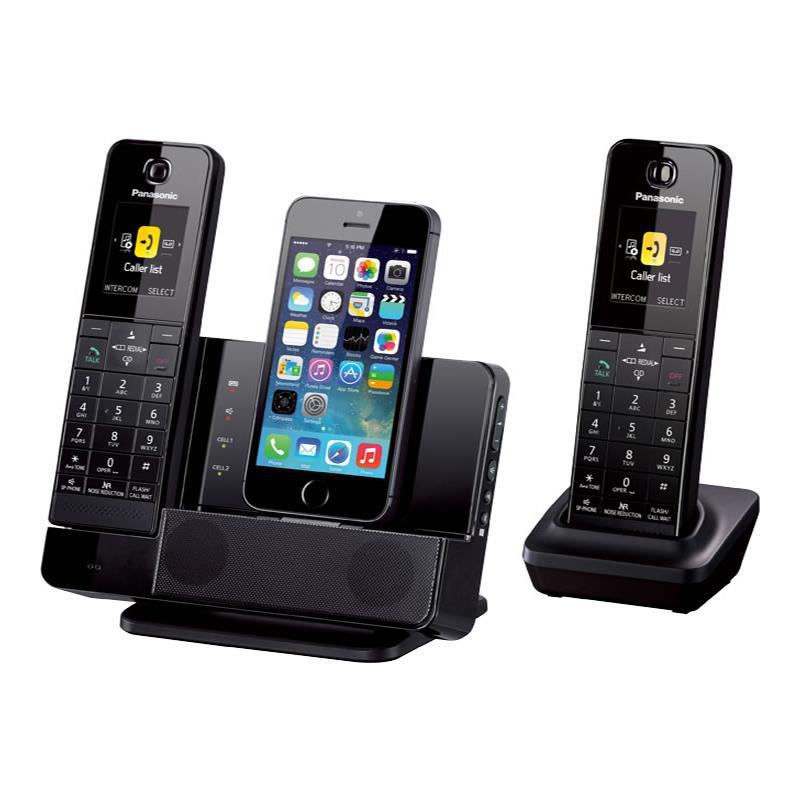 تلفن بی سیم پاناسونیک KX-PRL260-262