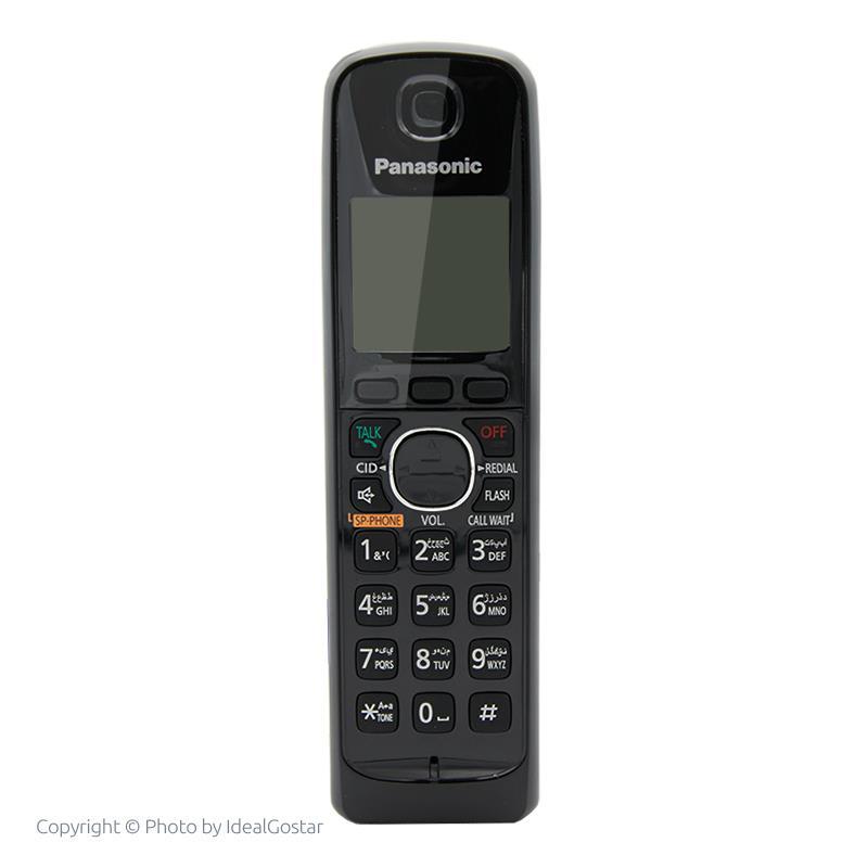 گوشی تلفن بی سیم پاناسونیک 3811