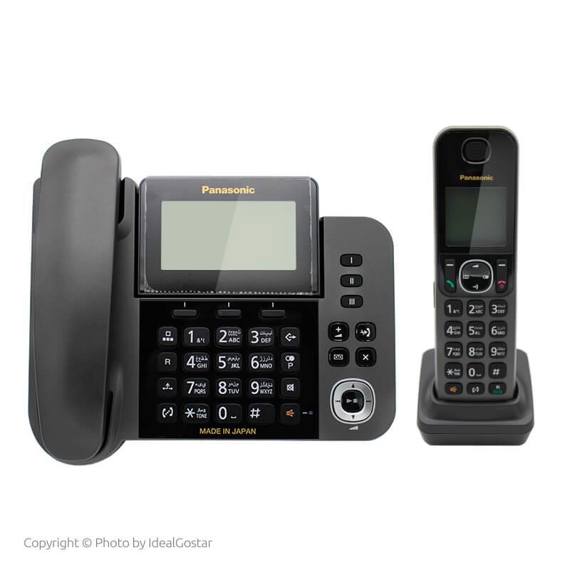 تلفن بیسیم اصل ژاپن پاناسونیک KX-TGF320