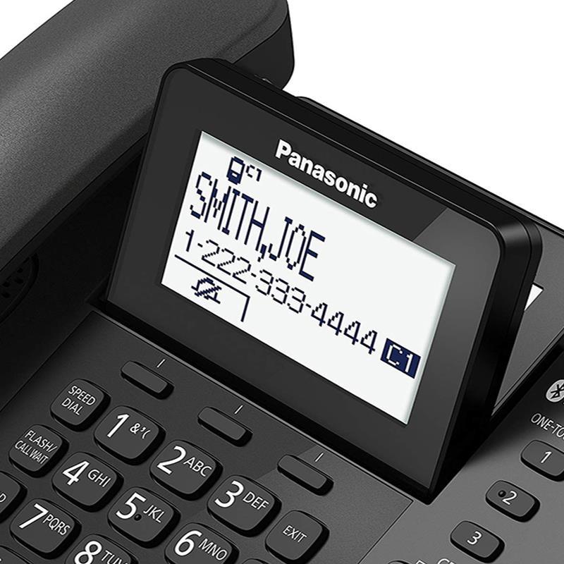 نمایشگر تلفن بی سیم پاناسونیک KX-TGF310