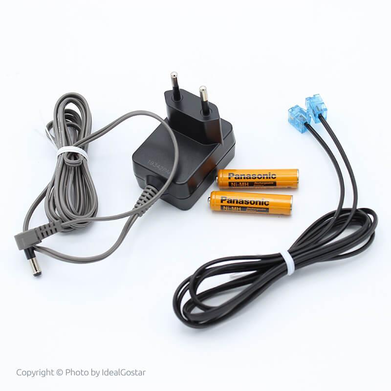 لوازم جانبی گوشی تلفن بیسیم پاناسونیک KX-TGD310
