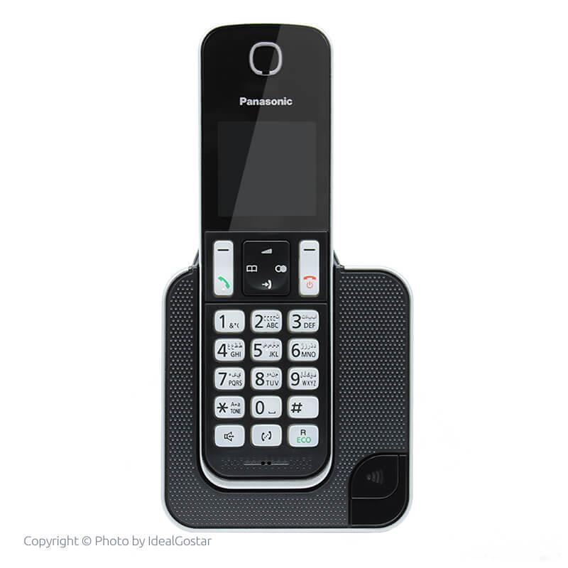 گوشی تلفن بیسیم پاناسونیک KX-TGD310 در حالت خاموش